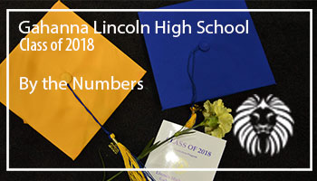 GLHS Class of 2018 by the Numbers