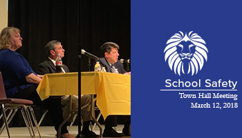 School Safety Town Hall Highlights