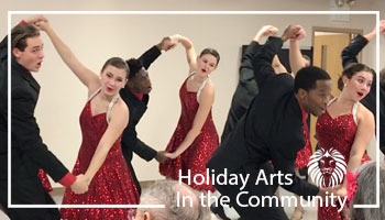 Gahanna Lincoln High School Holiday Arts in the Community