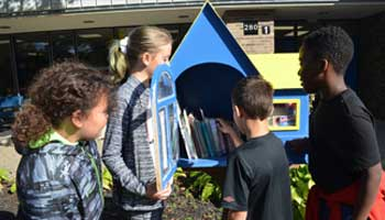 GJPS Little Libraries