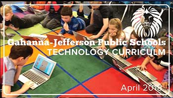 Gahanna-Jefferson Schools Technology Curriculum