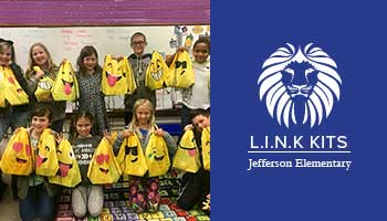 L.I.N.K. Kits at Jefferson Elementary