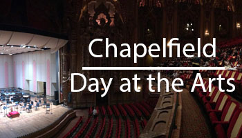 Chapelfield Elementary: A Day at the Arts