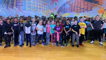 Royal Manor STEM Program Goes Skating