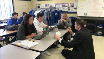 Business Showcase Highlights GLHS Career Ready Programs