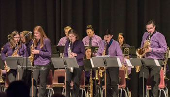 GJPS All-District Jazz Festival