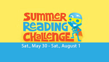 Columbus Metropolitan Library's Summer Reading Challenge