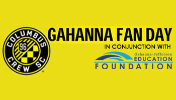 GAHANNA FAN DAY AT THE COLUMBUS CREW