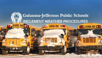 GJPS Inclement Weather Procedures