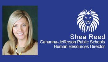 Shea Reed New GJPS Human Resources Director