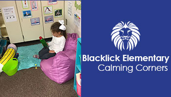 Blacklick Elementary Launches Calming Corners