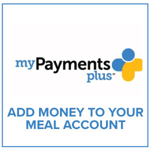 Meal Payment Plus Button