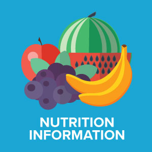 Nutrition Info Button