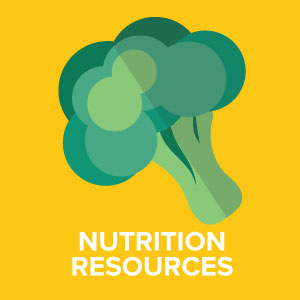 Nutrition Resources Button
