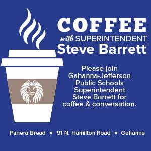 Coffee with Superintendent