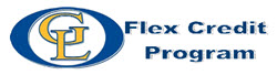 Flex Credit Program Logo