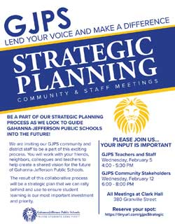 Info about Strategic Planning