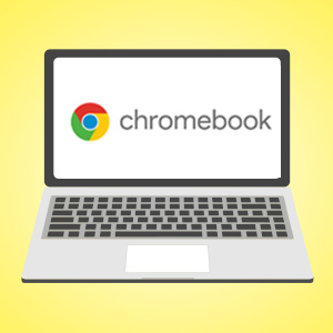 Chromebook Image Button